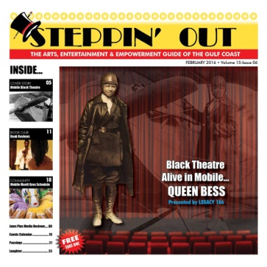 Steppin' Out News Book Reviews